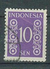 Briefmarken Indonesien 1949 Freimarken Ziffern Mi.Nr.20