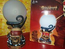 Fluch der Karibik - Pirates of Caribbean Totenkopf Krake Lampe  Walt Disney