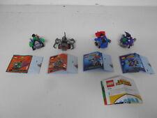 LEGO MIGHTY MICROS 76066 HULK/ULTRON.76068 SUPERMAN/BIZARRO  FREE UK POSTAGE