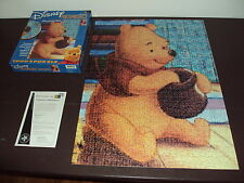 Disney Winnie the Pooh Photomosaics Jigsaw Puzzle 1026 pieces Robert Silvers