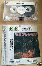 BATHORY Hammerheart MC RARE POLISH PRESS 1990