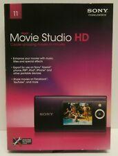 Sony Vegas Movie Studio HD (v.11)