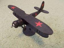 "Built 1/72: Soviet POLIKARPOV PO-2 ""NIGHT WITCHES"" Aircraft"
