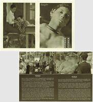 THE PASSENGER-PASAZERKA Original VERY RARE EXYU Movie Program 1963 ANDRZEJ MUNK