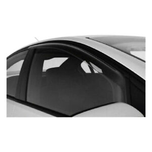 Genuine Holden Front Tinted Weathershields Slimline Pair for VE VF Commodore
