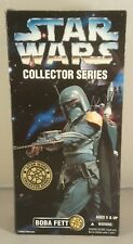 "Star Wars Collector Series - Boba Fett 12"" Fully Poseable Action Figure"