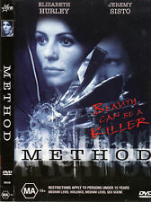 METHOD DVD ELIZABETH HURLEY 2004 FREE POSTAGE IN AUSTRALIA