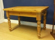 Vintage Rustic Pine Kitchen Farmhouse Table 4 Foot Can Deliver