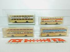 BO780-0, 5 #4x Wiking H0 / 1:87 Bus Man Sd 200 : 730+ 24730+ Veltins, Nip
