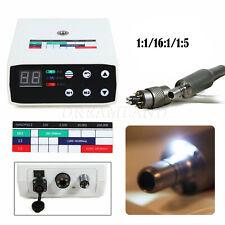 Dental Brushless Electric Micro Motor Fiber Optic Handpiece 1115161 Usa