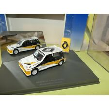 RENAULT 5 MAXI  VERSION DE PRESENTATION RALLYE UNIVERSAL HOBBIES 1:43