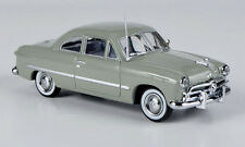 wonderful modelcar FORD CUSTOM COUPE 1949 - olive green - scale  1/43