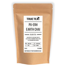 Masala Chai PU-ERH (No.39) a Foglie Sciolte Chai Tè nero-true Tea Co.