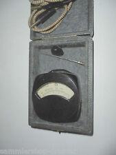 27233 RFT Ohmmeter resistenza Misuratore tasche bakleit SCATOLA measuring ohm