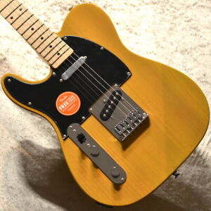 Squier by Fender Affinity Series Telecaster Lefty Left Handed Electiric Guitar