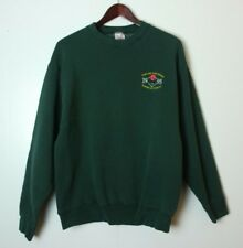 Fruit of the Loom Men's Large Green Portland Rose Parade 1995 VTG Sweatshirt