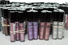 NYX Cream Eye Shadow, Wholesale Lot of 164 Pieces, 50% to 70% Full, Liquidation