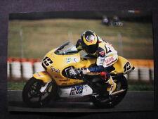 Photo PEV-Spalt-ADAC-Sachsen Honda 125 2001 #10 Jarno Müller (GBR) TT Assen #4