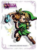 [CD] The Legend of Zelda: Majora's Mask 3D Original Soundtrack (Limited Edition)