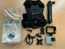 GoPro HERO7 Waterproof Digital Action Camera - White (CHDHB-601) Combo Pack