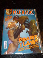 JUDGE DREDD THE MEGAZINE - Series 3 - No 60 - Date 12/1999 - UK Paper Comic