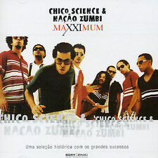 Maxximum Chico Science & Nacao Zumbi Audio CD