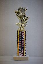 """10"""" Drama Acting Trophy Award - Free engraving & Shipping"""
