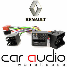Connects2 CT10RT05 Renault Megane 09 On Bluetooth Parrot SOT T-Harness ISO Lead