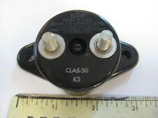 Lot Of 2 Ea. Klixon # Clas-50 50 Amp Self Reset Circuit Breakers