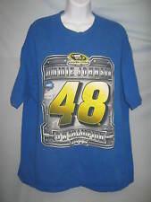 2010 Jimmie Johnson 48 Champion T-Shirt Nascar Sprint Cup Series XL  #CL63