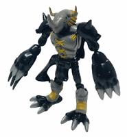 Bandai Digimon Digivolving Wargreymon Transforming Action Figure Rare Loose