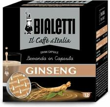 48 Capsule Bialetti Caffè d'Italia Ginseng