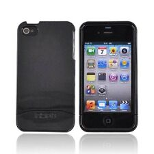 New Incipio Apple iPhone 4 4S Edge Pro Hard Cover Shell Slider Case Cover Black
