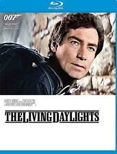 The Living Daylights (Blu-ray Disc, 2015) LIKE NEW James Bond 007