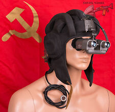 Night vision USSR Tank Forces Helmet Size 58-60cm Russian Soviet + device PNV-57