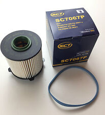 Filtro de combustible sct Germany Opel Chevrolet saab Vauxhall fuel filter