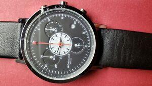Mondaine Mens Quartz Chronograph Watch