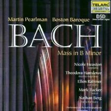 Bach: Mass In B Minor - Boston Baroque/Pearlman (NEW CD)