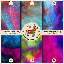 Abstract Grunge Watercolor Printed Htv, Pattern Vinyl, Siser, Adhesive Vinyl 939