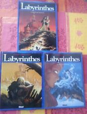 Labyrinthes 3 Tomes En Eo (Le Tendre / Dieter)