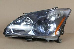 BARE! 2007-2009 Lexus RX400h Left Driver LH Xenon HID Headlight oem