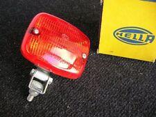 HELLA RED BACK LAMP LIGHT REVERSE OLDTIMER RÜCKLICHT CHROME NOS