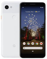 SEALED / Google Refurbished Pixel 3a XL (White) 64GB Unlocked w/ 1-yr Warranty