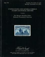 USA: United States and General Foreign Stamps and Postal History, New York 1993.