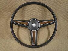 Pontiac Grand Prix Steering Wheel 81 82 83 84 85 86 87 88 G Body OEM Wood Grain