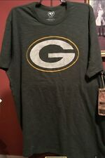 Green Bay Packers 47 Brand officially licensed Men's t-shirt NWT Size XL