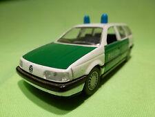 SCHABAK 1015 1016 VW VOLKSWAGEN PASSAT VARIANT - POLIZEI POLICE - VERY GOOD