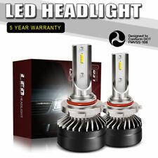 CSP 9006 LED Headlights Bulbs Kit for Dodge RAM 1500 2500 3500 13-15 12000LM DTB