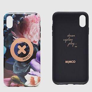 💜💜💜 Mimco    X/XS 📱Super Mystico Print HC Cover Case Skin  New $59.99 iPhone