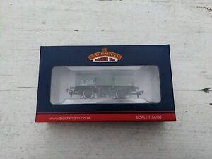 Bachmann 38-329A 13t High Sided Steel Wagon LNER Grey